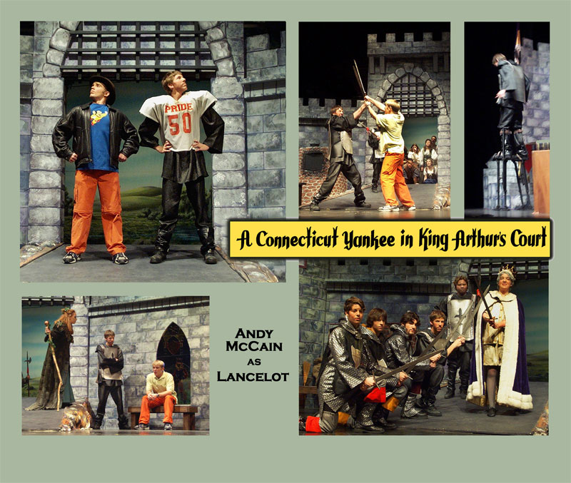 Yankee in King Arthur's Court